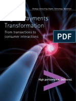 Accenture Digital Payments Transformation From Transaction Interaction