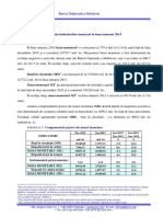 agregate monetare 2013