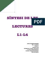 SÍNTESI DE LES LECTURES 5-10