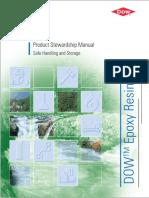 Epoxy Resins Product Stewardship Manual
