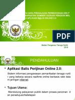 Presentasi Balis 2.0 Rev 20160224
