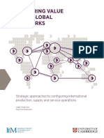 Capturing Value From Global Networks Web