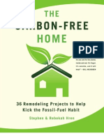 Transportation Chart, an excerpt from The Carbon-Free Home