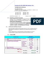 Evaluación Geomecánica VN 276Mar.prof 340
