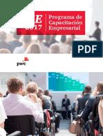 PWC Brochure PCE2017