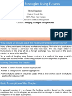 Chapter 3 PPTs Hedging Strategies Using Futures