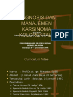 Diagnosa & Manag Colon & Rectal (Prof.I.riwanto)