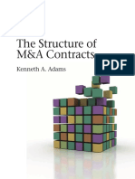 Structure of MA Contracts Sample