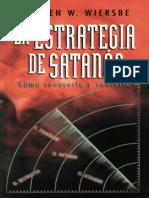 Warren w Wiersbe La Estrategia de Satanas