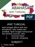 Bahan Jadual Anjal Bm Pt3