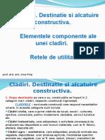 3.Alcatuire Constructiva, Elementele Unei Cladiri