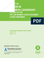 Women in Business Leadership