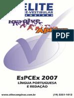 Espcex2007 Resolucao Por