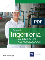 Ingenieria Agroindustrial y de Agroneg