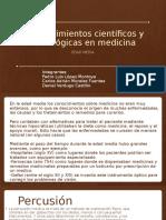 Descubrimientos Científicos y Tecnológicas en Medicina