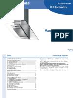 Electrolux (FG) - Coifa - 90BS - (MS) R2 Mai11