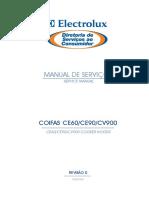 Electrolux (FG) - Coifa - CE 60 90, CV 900 - (MS) R0