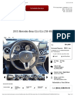 Used 2015 Mercedes-Benz GLA For Sale | Southampton NY