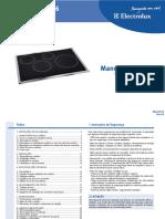 Electrolux (FG) - Cooktop de Inducao - ICI76 - (MS) R0 Mai10