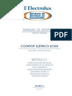 Electrolux (FG) - Cooktop Eletrico - EC165 - (MS) Mod I R0