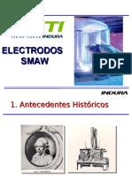 Electrodos SMAW