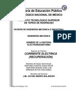 Electromagnetismo Practica III