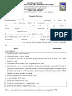 09 - Cerere Autorizatie de libera practica fiziokinetoterapeut, kinetoterapeut, profesor CFM 2014.docx