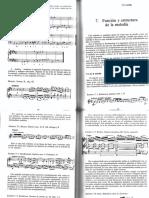 07.Función y Estructura de La Melodía