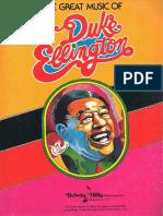 Duke Ellington - The Great Music of Duke Ellington.pdf