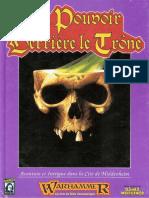 Warhammer-03 - Le Pouvoir Derrière Le Trône
