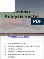 Review of Vector