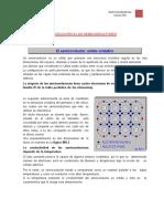 Semiconductores - Unión PN