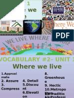 6th L. Arts Planner Grammar Unit 1 01 March - 3rd March