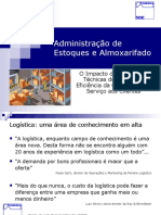 Docslide.com.Br Adm Estoque e Almoxarifado