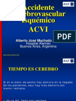 ACV isquémico