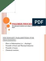 Polymer Processing Pptx