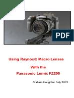 Using Raynox