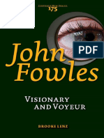John Fowles Visionary and Voyeur