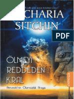 Zecharia Sitchin - 15 Ölmeyi Reddeden Kral