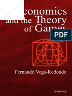 Economics and the theory of games - Vega-Redondo.pdf