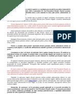 Regula Fructul Pomului Otrăvit a Apărut CA o Instituţie Procesuală În Procedura Naţională În Urma Modificărilor Din 28 Iulie 2006 a Articolului 94 Cod Procedură Penală