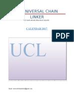 Universal Chain Linke Calendar