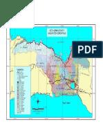 Peta Administratif Kab Gorontalo
