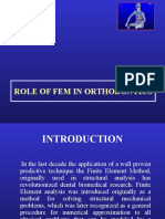 FEM  in Orthodontics-Dr.SaravanaK.ppt