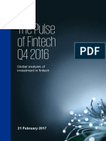 KPMG Pulse of Fintech q4 2016