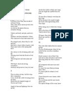 Shelley i Keats Pjesme