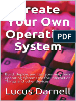 Create Your Own Operating System - Lucus Darnell