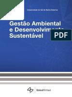 [8010 - 25354]Gestao Ambiental Desenvolvimento Sustentavel