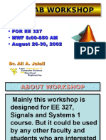 MATLAB Workshop Lecture 1 (1)