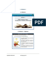 Módulo 1 PMGO Aspectos Legais Fundamentos, Conceitos e Atribuições
